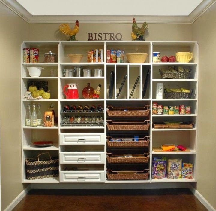 home and garden pantry ideas  Kitchen/Pantry - Design & Organization