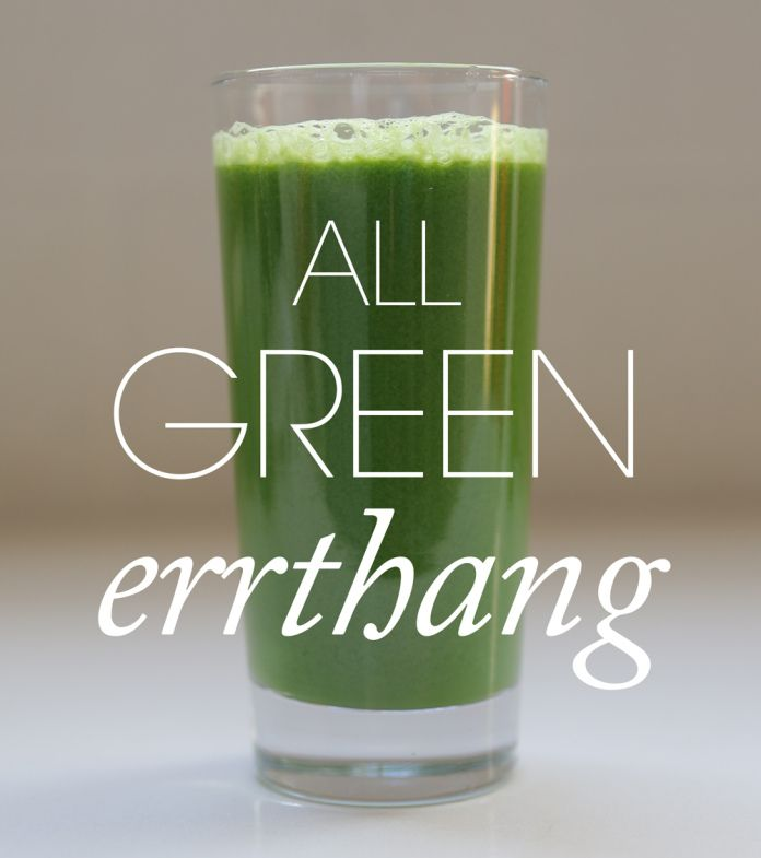 Simple & delish green juice recipe. | smoothies, dietplans & cleanses...