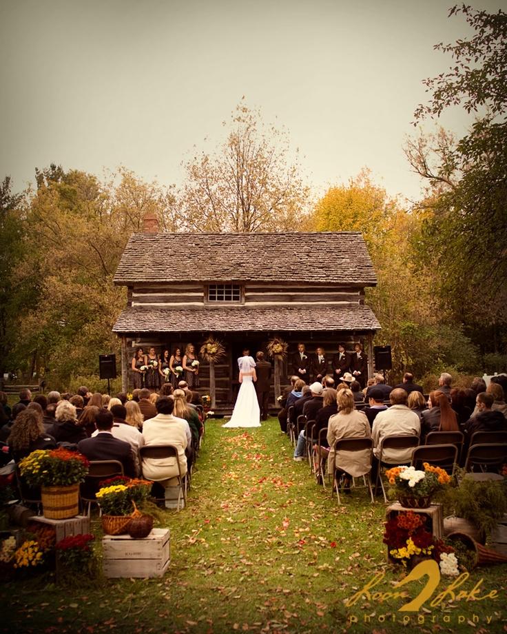 Real Wedding At Woldumar Nature Center
