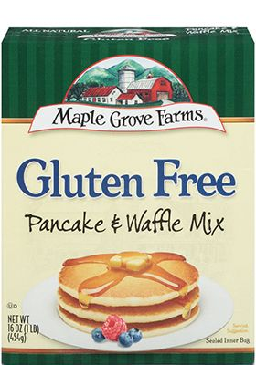 Gluten Free Pancake and Waffle Mix is a fat free, delicious mix ...