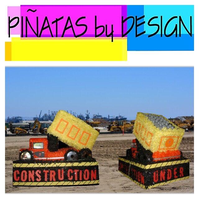 Construction truck pinata | Pinatas - 69.6KB