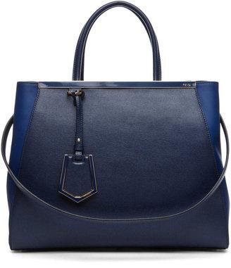 ShopStyle: Fendi Handbag in Blue