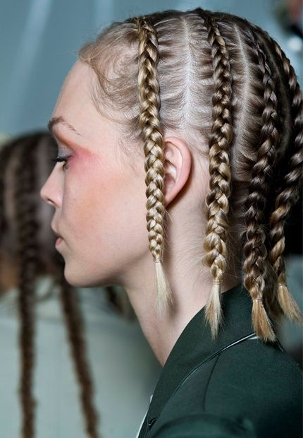 Plait hair styles you have to try Hair Styles Pinterest