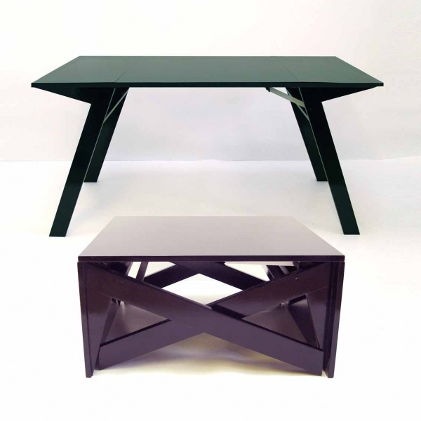 Convertible Coffee Table To Dinner Home Pinterest
