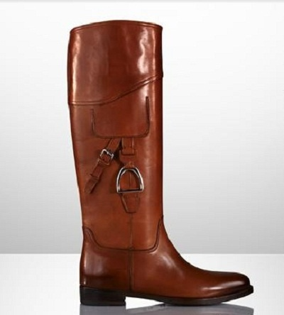 Autumn-winter 2011-2012 collection of shoes by Ralph Lauren   Shoes in view