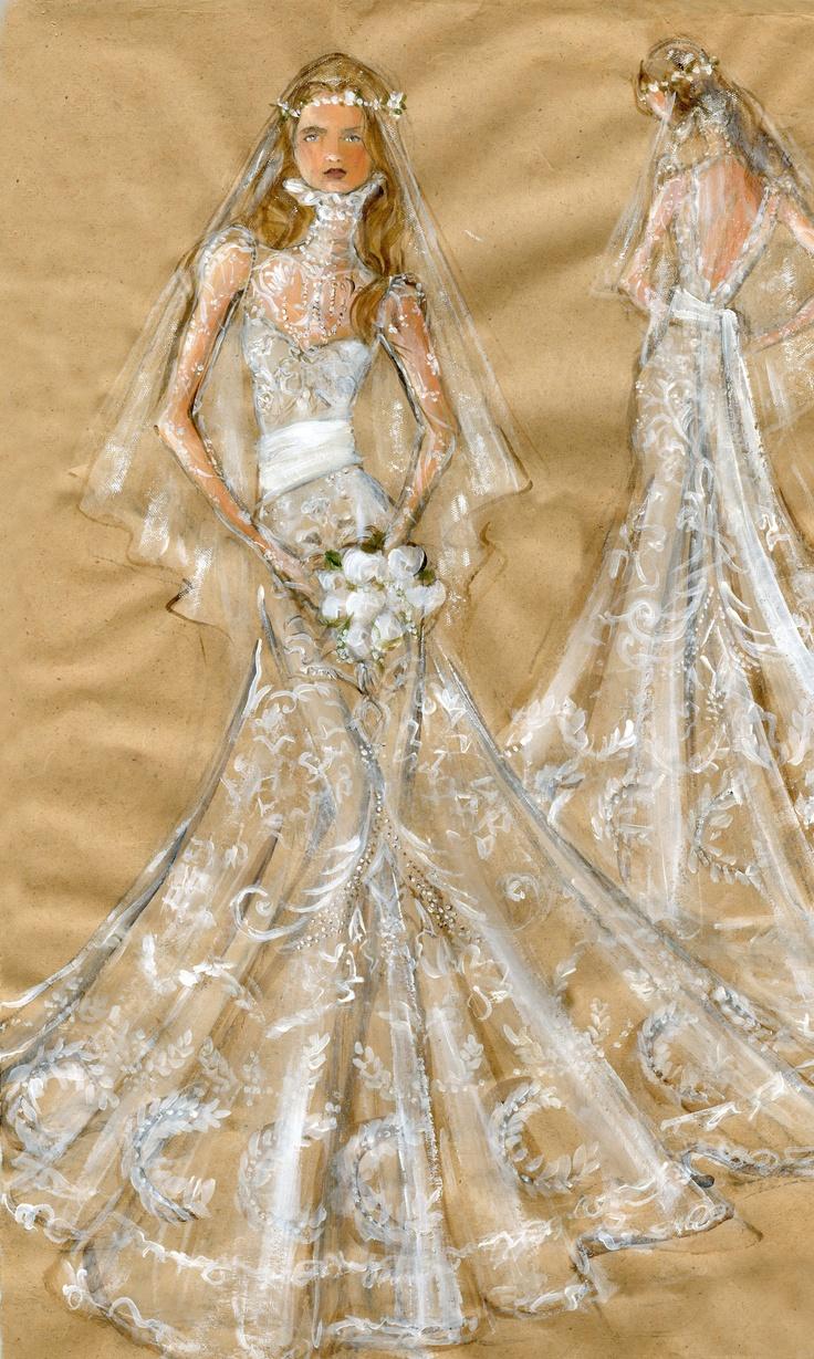 lauren bush 39 s wedding dress all about wedding dresses pinterest