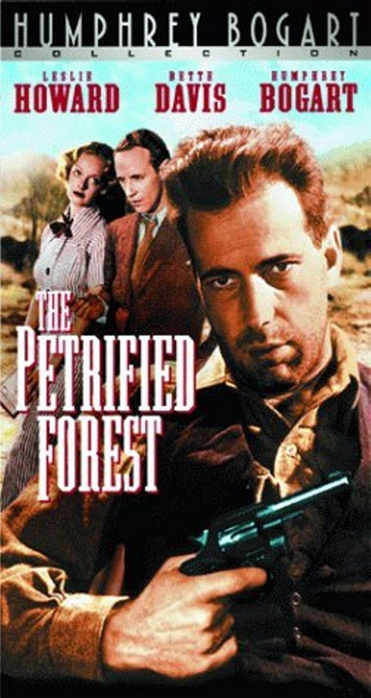A Floresta Petrificada (1936)