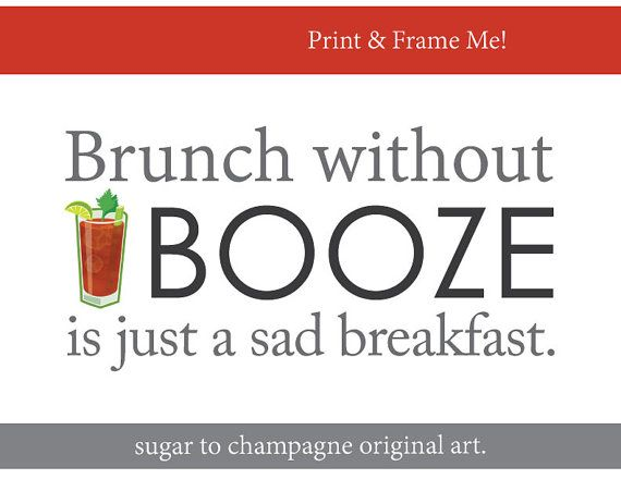 Brunch Bloody Mary Quotes