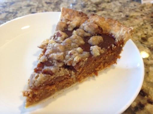 Caramel Pumpkin Pie | FOOOOOOOOOD - sweets | Pinterest