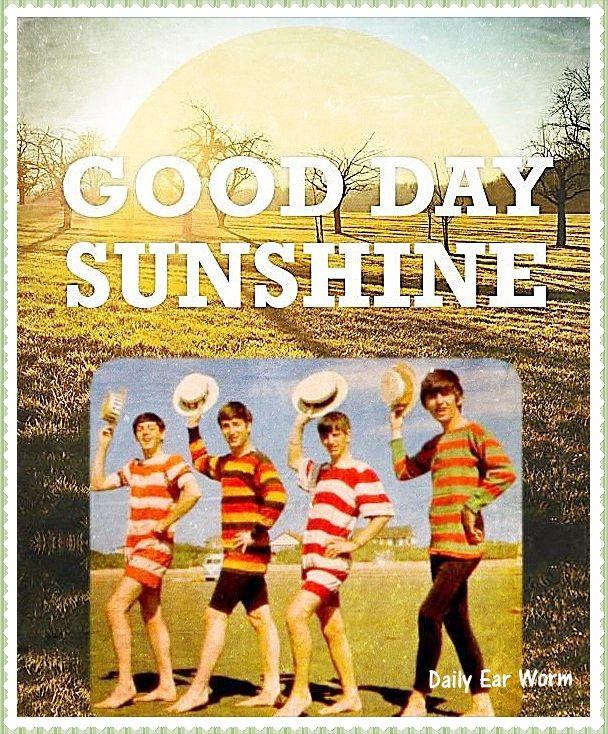 The Beatles – Good Day Sunshine Lyrics | Genius Lyrics