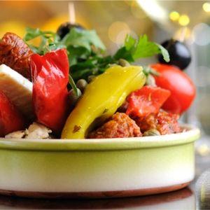 Sun Dried Tomato Greek Salad | Bella's Recipes | Pinterest