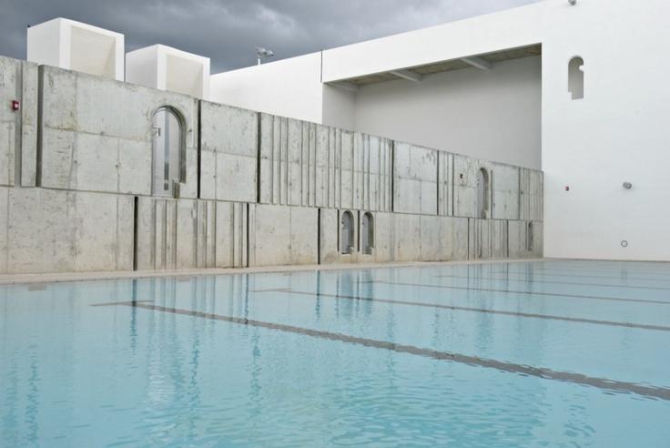 Natatorio Mayaguez Puerto Rico / by FUSTER Partners-Architects