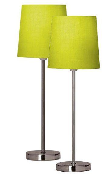 lime green lamps academic decor pinterest. Black Bedroom Furniture Sets. Home Design Ideas