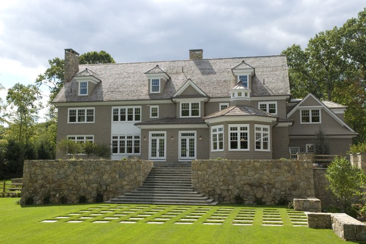 Beautiful new canaan ct homes dream home pinterest for New beautiful homes images
