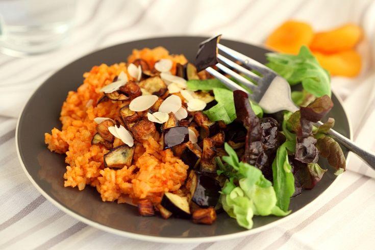 rijst met quinoa