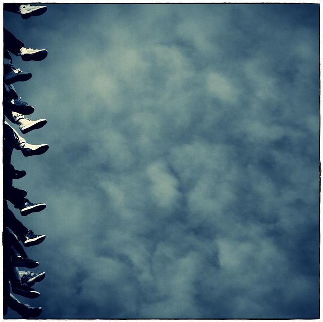 Legs Up In The Air by xyz.photo, via Flickr