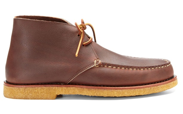 Walk in these with rolled chinos and great socks.