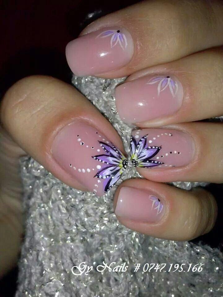 Unghii cu gel / UV Gel nails   Gel nails, Red nails, Nails