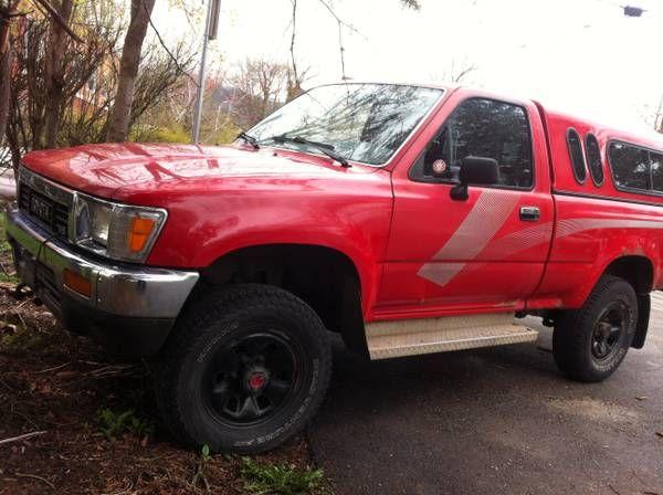 Toyota truck site craigslist org