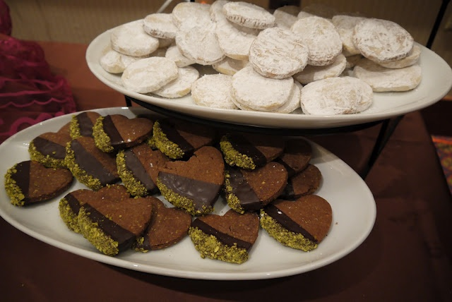 ... like this: lemon drop cookies , pistachio cookies and drop cookies