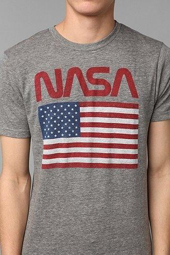 nasa t shirt urban outfitters - photo #16