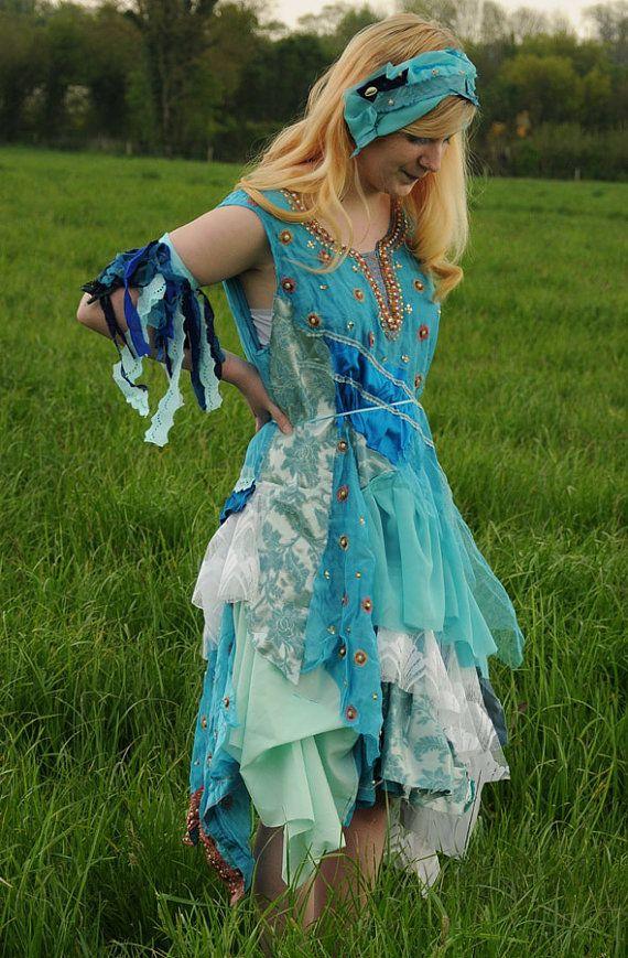 Adult mermaid costume mermaid wedding dress by oshuncreations