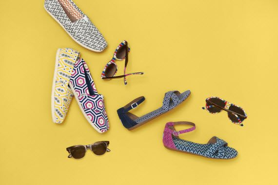 Jonathan Adler Partners With TOMS Shoes (http://blog.hgtv.com/design/2014/02/26/jonathan-adler-partners-with-toms-shoes/?soc=pinterest)