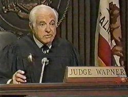 the judge report