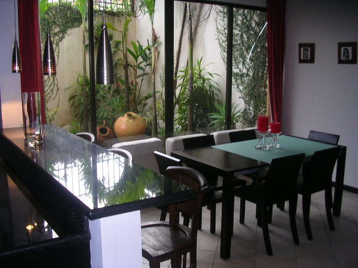 Tropical Dining Room Tropical Dining Rooms Pinterest