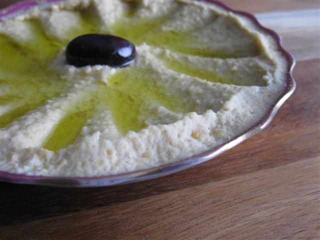 Basic Hummus | Food | Pinterest