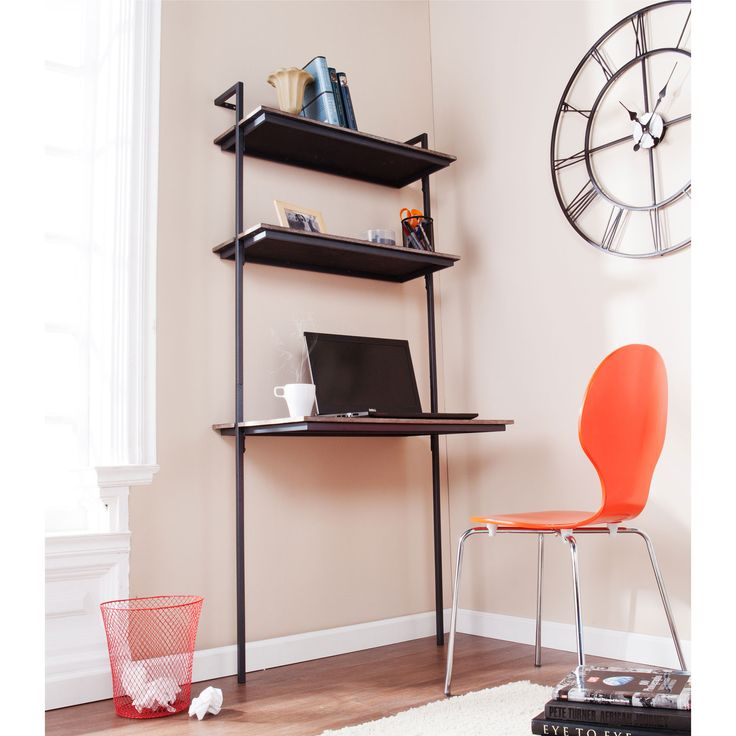 Minimalist Wall Mount Desk. Transform any corner of your home into a ...
