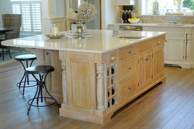 Kitchen Island With Eating Area Kitchen Islands Pinterest