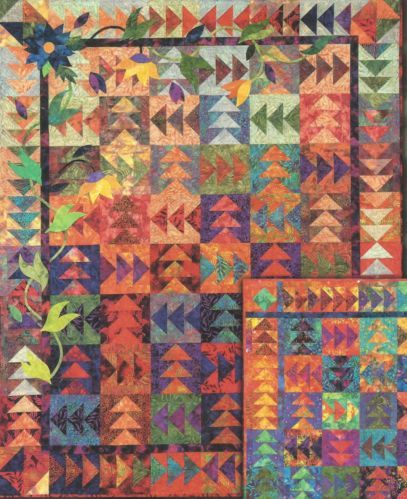 Strip Piecing: Rail Fence Block with Amy Smart | Sew Mama