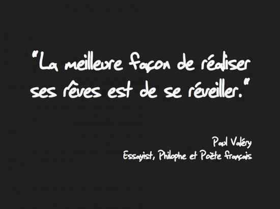 Citation - Paul Valéry