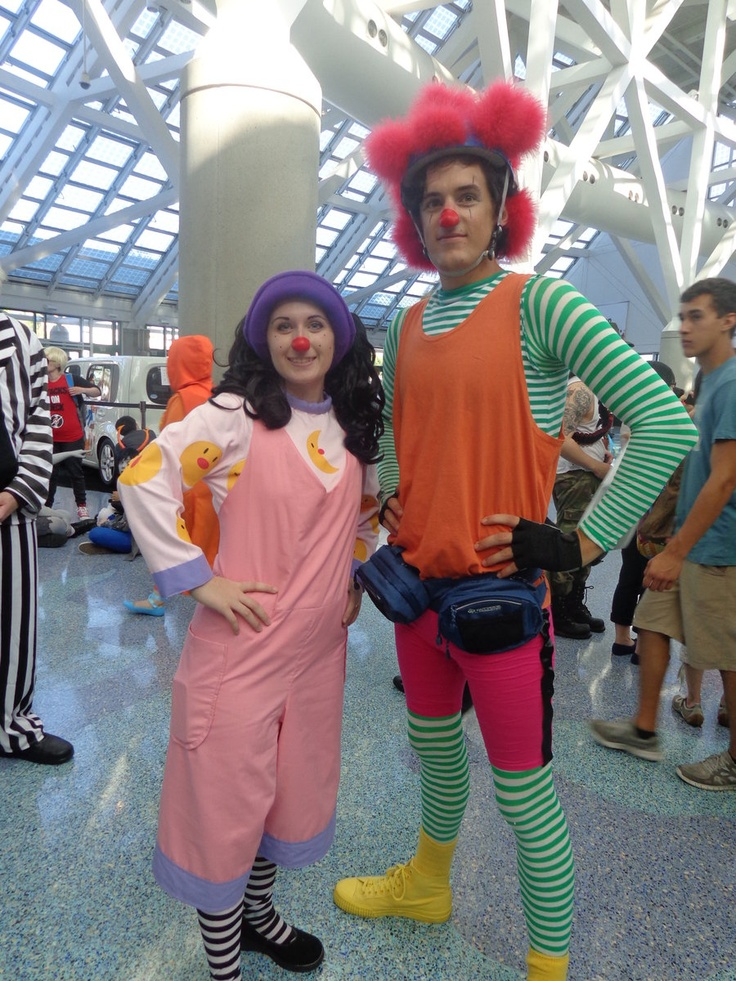Loonette And Major Bedhead Halloween Costumes Pinterest