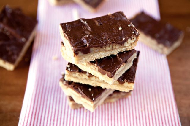 Pecan Coconut Squares | Sweets | Pinterest