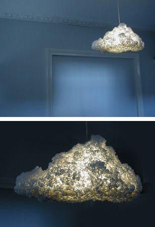 Nimbus cloud light! Seriously cool.