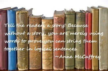 Tell a story!