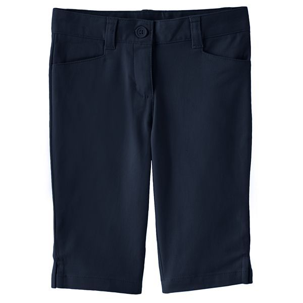 Chaps Girls Uniform Skimmer Pants | Kohl's Back To School Uniforms