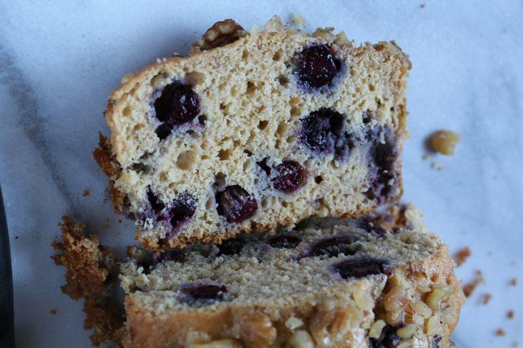 Whole Wheat Lemon Blueberry Bread {Food Matters Project} | Pidge's ...