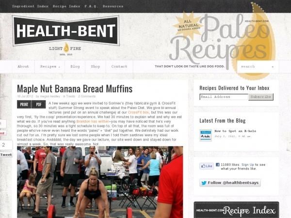 Maple Nut Banana Bread Muffins...mmm... | REAL FOOD | Pinterest