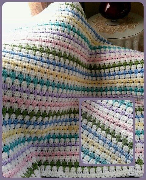 Crochet Stitches Larksfoot : Larksfoot crochet stitch Crochet Patterns Pinterest