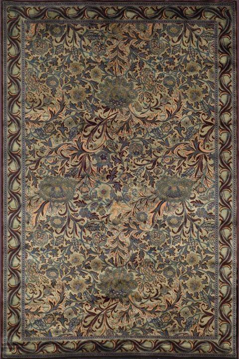 Frank lloyd wright style rug frank lloyd wright style pinterest - Frank lloyd wright rugs ...