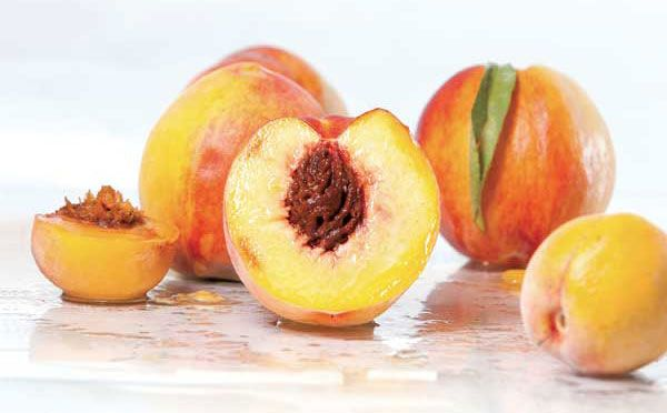 Looking for ways to use perfectly ripe peaches