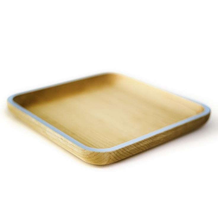 Café Maple Plate