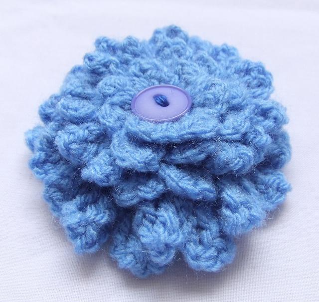 Cornflower Crochet Pattern
