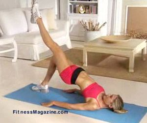 top 10 exercises to tone your butt.