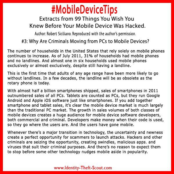 Mobile Cybercrime