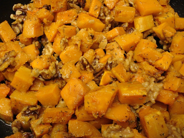 Vanilla walnut butternut squash | Paleo/Clean Eating Inspired Entrée ...