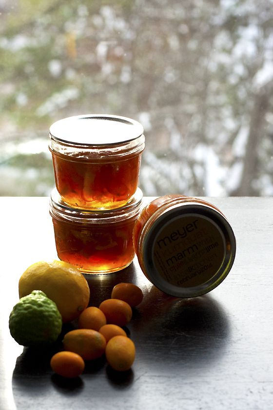 Kumquat & Meyer Lemon Marmalade with Chile & Kaffir Lime - Local ...